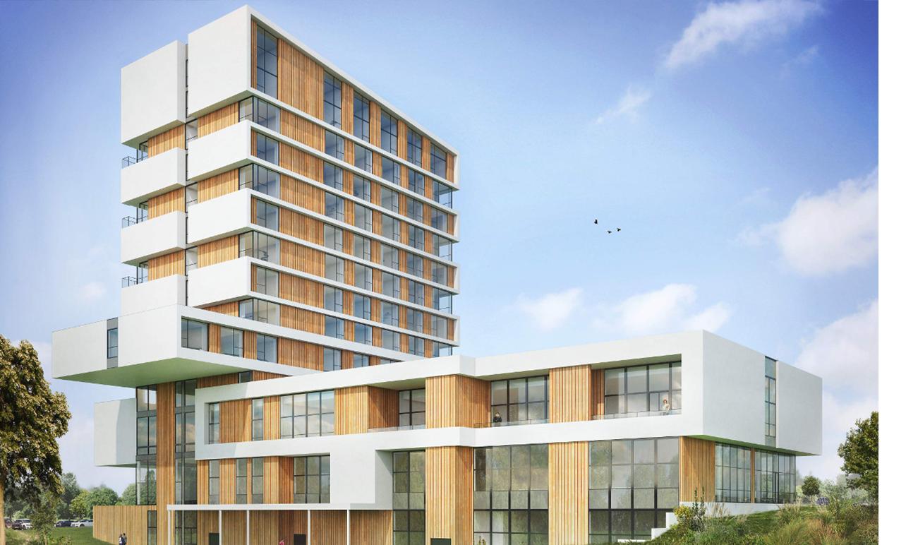 Hôtel Van der Valk Arlon - Une solution Hervac