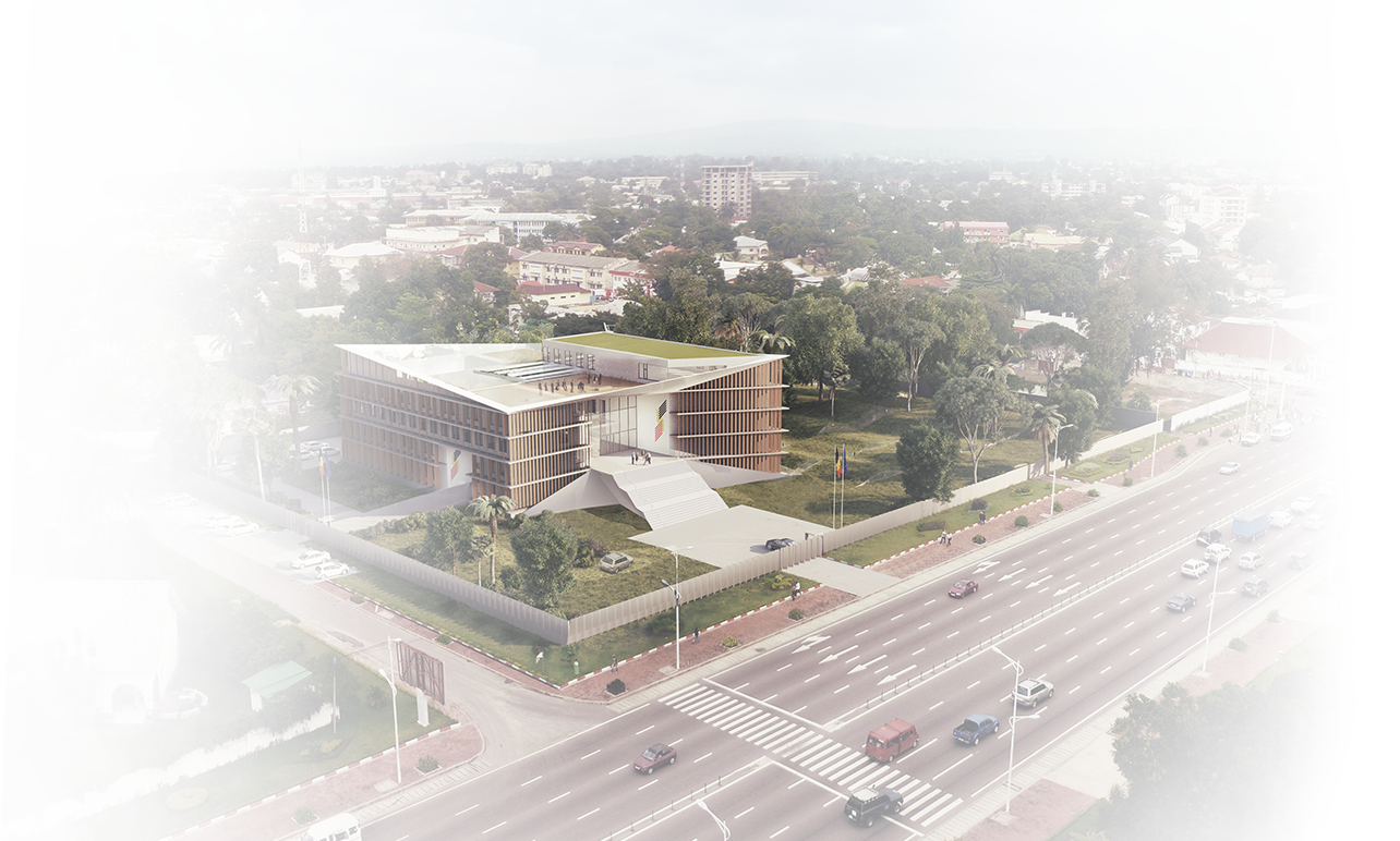 Ambassade de Belgique à Kinshasa - Hervac - Climatisation - Traitement de l'air - Ventilation